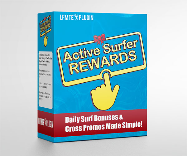 Active Surfer Rewards